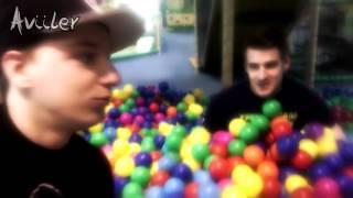 Gimper i Izak po dropsach :)