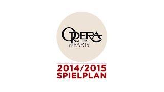 Opera de Paris in kino 2014/2015 Spielplan