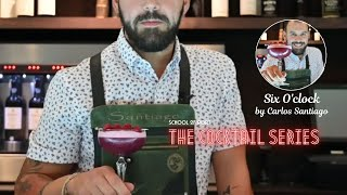 The cocktail series - Six o'clock by Carlos Santiago