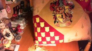 Unboxing Pillows's Harry Potter - Gryffindor and Slytherin