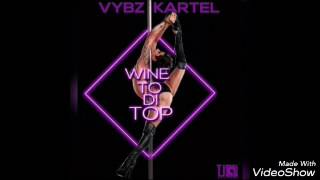 Wine to di top vybz kartel clean