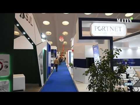 Video : Logismed, la grand messe des professionnels de la logistique