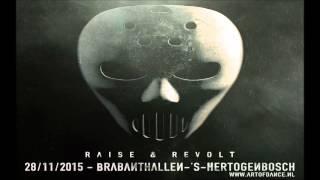 Angerfist & MC Nolz   Raise & Revolt Official Anthem