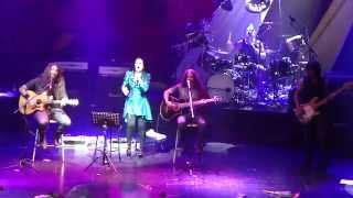 Tarja - De Musica Ligera (Cover Gustavo Cerati - Soda Estereo) Live Teatro Gran Rex (19/9/14)