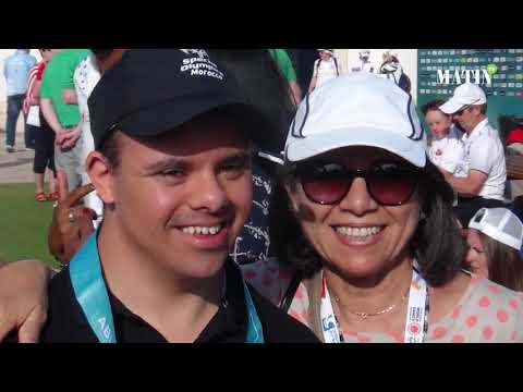 Video : Special Olympics : le combat des familles