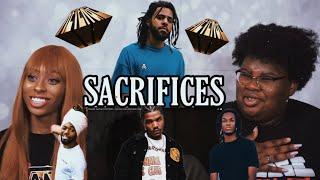 Dreamville - Sacrifices ft. EARTHGANG, J. Cole, Smino & Saba   REACTION ‼️