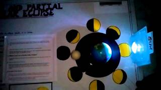 Solar Eclipse Model Project