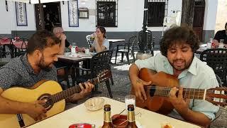 Rumbas - El Legionario y la Morita - Los Chipirones - Bar Los Caracoles - El Albaicin