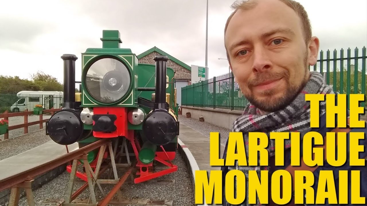 Lartigue Monorail: How A Small Irish Town Built The World's First Commercial Monorail