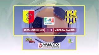RV.  ATLETICO CAMPOFRANCO - MAZARA CALCIO