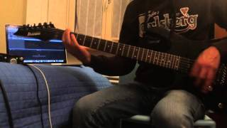 Escape The Fate - Remember Every Scar (Guitar Cover)