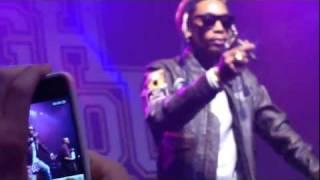 High as fuck - Juicy J. feat. Wiz Khalifa live @ The Warfield,San Francisco