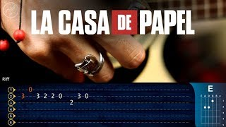 La Casa de Papel (My Life Is Going On) | Guitarra Tutorial | Christianvib