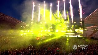 Hardwell ft.Amba Shepherd Apollo( live at Ultra Europe 2016 FULL HD)
