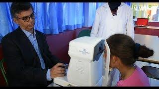 Une campagne médicale au profit des élèves de la préfecture d'Anfa
