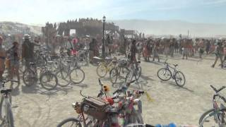 Distrikt Day Club in Black Rock City-Burning Man Project Windstorm-EDM-Techno