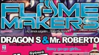 "2012.02.04. ""TAKE ME HOME"" PARTY- FLAMEMAKERS - DRAGON S & MR. ROBERTO @ CLUB ALLURE - GYÖMRŐ"