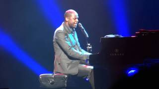 Brian McKnight: Stevie Wonder's Overjoyed