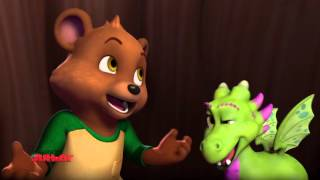 Goldie și Ursuleț - Țopăilă și Ursuleț. Doar la Disney Junior!