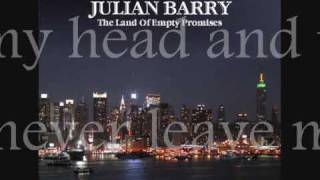 Julian Barry - You Don't Know Me With Lyrics