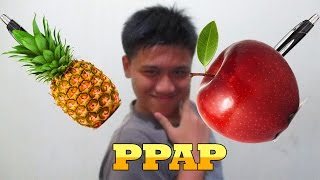 Pen Pineapple Apple Pen Cover [PPAP][BeaconCream]