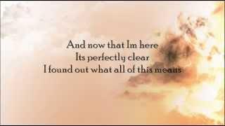 Dream Theater  - The Spirit Carries On (Lyrics On Screen) width=