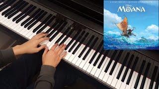 [Moana] Auli'i Cravalho - How Far I'll Go (Piano Cover)