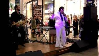 Fernando Santos - Elvis Cover - Heartbreak Hotel