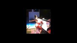 """MC Pocahontas Dançando """"Envolvimento"""" MC Loma"""