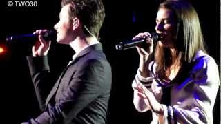 "GLEE ""HAPPY DAYS / GET HAPPY"" LIVE O2 ARENA LONDON FULL 1080p HD"