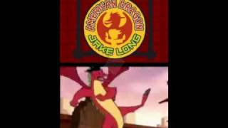 American Dragon Jake Long Intro  (ENGLISH)
