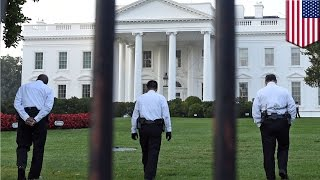 White House security alert: Secret service agent was on his phone during intrusion