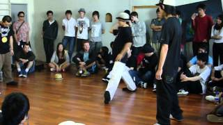 Kazuto (Dance's So Ruff & So Tuff)