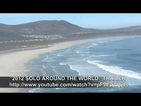 PAUL HODGE: CAPE OF GOOD HOPE, SOLO AROUND WORLD IN 47 DAYS, Ch 64, Amazing World Minutes