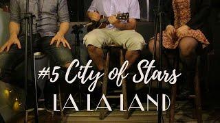 La La Land - City Of Stars ft. Luiza Caspary & Gabriel Von Brixen (Ukulele Cover)