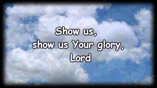 Open Up The Heavens - Meredith Andrews  worship video with lyrics