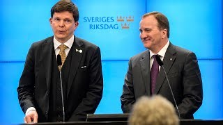 LIVE TV: Blir Stefan Löfven valgt til statsminister?