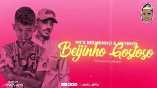 MC BRUNINHO FEAT.MC LIVINHO-BEIJINHO GOSTOSO( DJ LUCAS LOPES) BEAT SÉRIE GOLD 3D