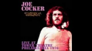 Joe Cocker - You are so beautiful (Live at Tower Theater 1976)
