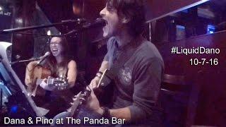 Dana & Pino at The Panda Bar