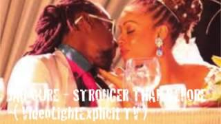 JAH CURE - STRONGER THAN BEFORE - Reggae Dancehall - 2013