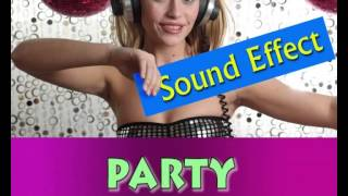 sound effect party