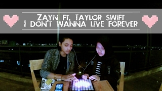 Launchpad romantis || Zayn & Taylor swift - I don't wanna live forever (kiso & kayla remix)