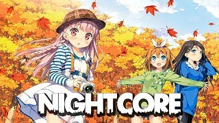 【Nightcore】 Stick Together - Elias Naslin feat  Lucy & Elbot, Elijah N  [lyrics]