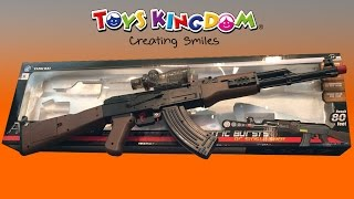 Top Gear Soft Water Bullet Gun - Toys Kingdom
