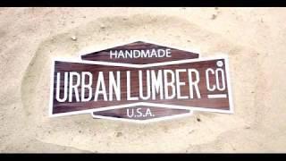 URBAN LUMBER Co. - Smooth Sailing (Creating a Pirate Ship)