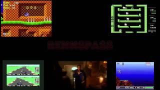 Retro Games und Mehr Intro