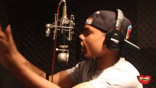 Devante Fields - Shook Ones freestyle on Say Cheese TV