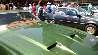 Autos Clásicos UNAM 2017