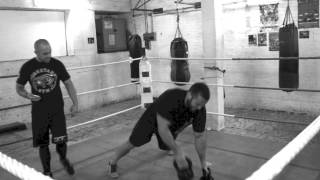 Oli Thompson KSW 22 Training pt 2, vs Karol Bedorf. Conditioning with Christian Vila